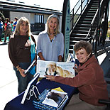 BOOK SIGNING AT THE MARINE MAMMAL CENTER